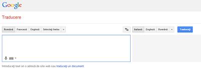 aplicatie mobila de traducere