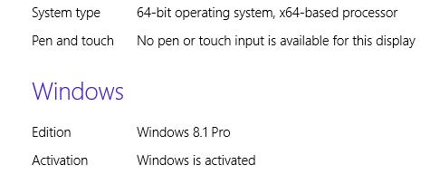 windows activat